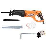 SR 5401 Multifunctional Woodworking Cutting Machine Household Woodworking Saws Electric Saw Metal Cutting Machine 750W 220V