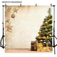 MEHOFOTO Bez Szwu Christmas Stock Teł Dzieci Tła Zdjęcie Rekwizyty Photo Studio ST-012