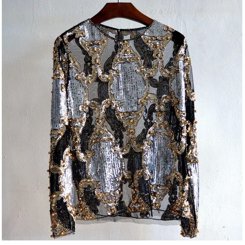 Женская Мода Бисероплетение Кружева - Женская одежда