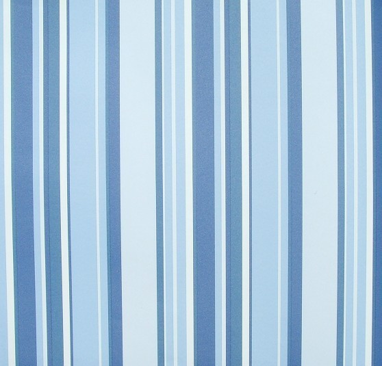 Blue White Stripe Wallpaper Light Dark Vertical Rustic