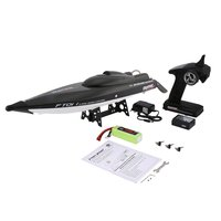 FeiLun FT011 RC Boat 2.4G High Speed Brushless Motor Built In Water Cooling System Remote Control Racing Speedboat RC Toys Gifts