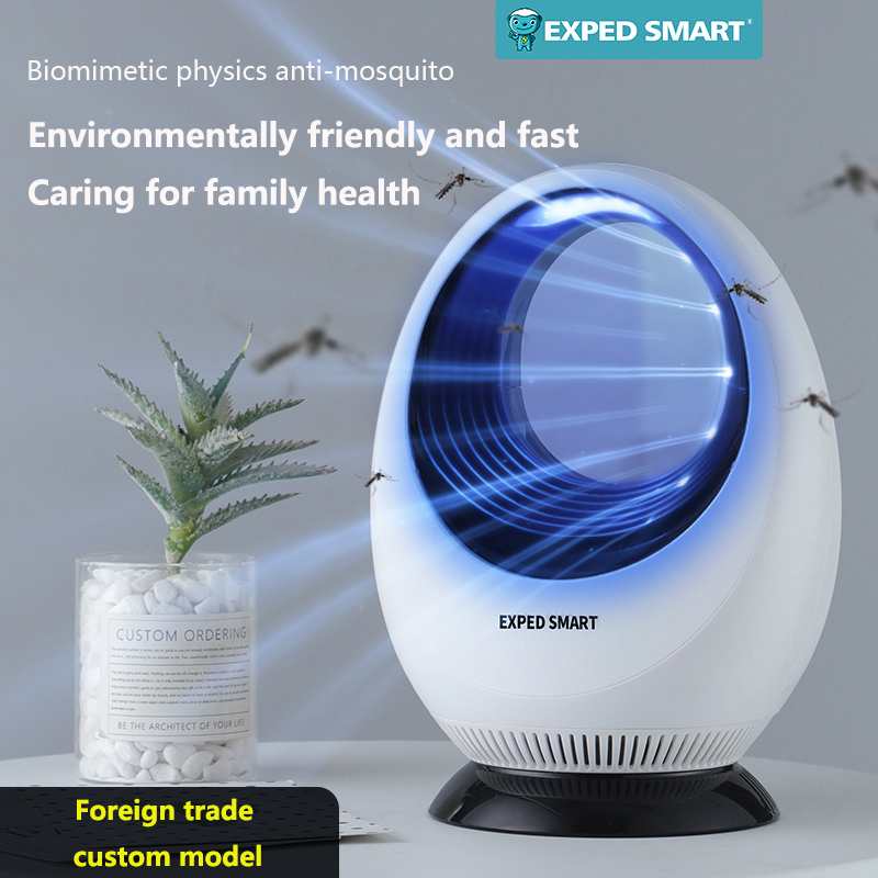 Image 3 - EXPED SMART Electric Mosquito Killer lamp USB Electronics anti mosquito Lamp Pest Repeller-in Repellents from Home & Garden
