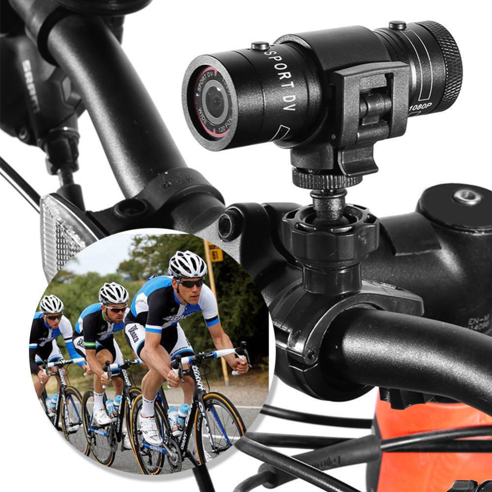 1080P Waterproof Action Sport Camera HD Cycle <font><b>Motor</b></font> Bike Sports Cam Car Video DVR DV Camcorder image