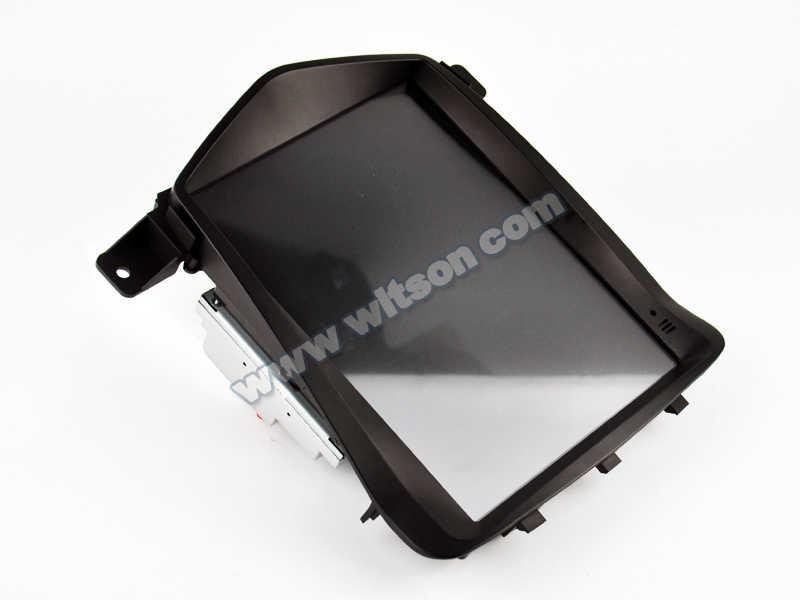 WITSON Android 9,0 вертикальный экран Автомобильный мультимедийный tesla gps навигатор радио плеер для 2008-2011 Chevrolet CRUZE AT/MT оба