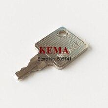 Ключ лифта KONE, ключ замка лестницы, ключ водителя лифта автомобиля, ключ замка KONE COP