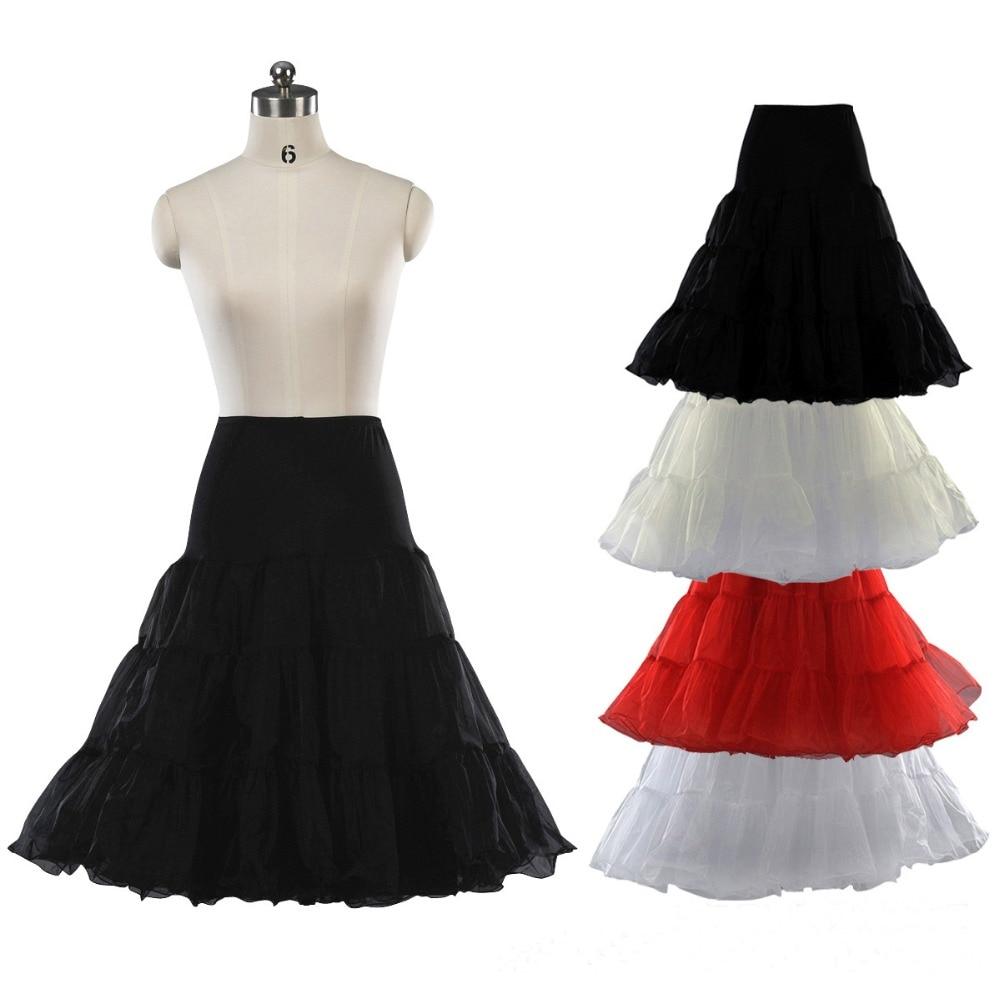 d003754c56 Free Shipping Short Organza Petticoat Crinoline Vintage Wedding ...