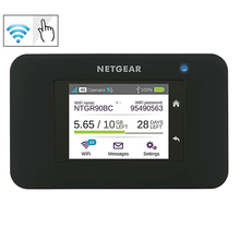 Unlocked Netgear Aircard 790s (AC790S) 300Mbps Cat 6 4G Mobile Hotspot Wifi Router Portable WiFi Rout PK E5776s-32 AirCard 782S