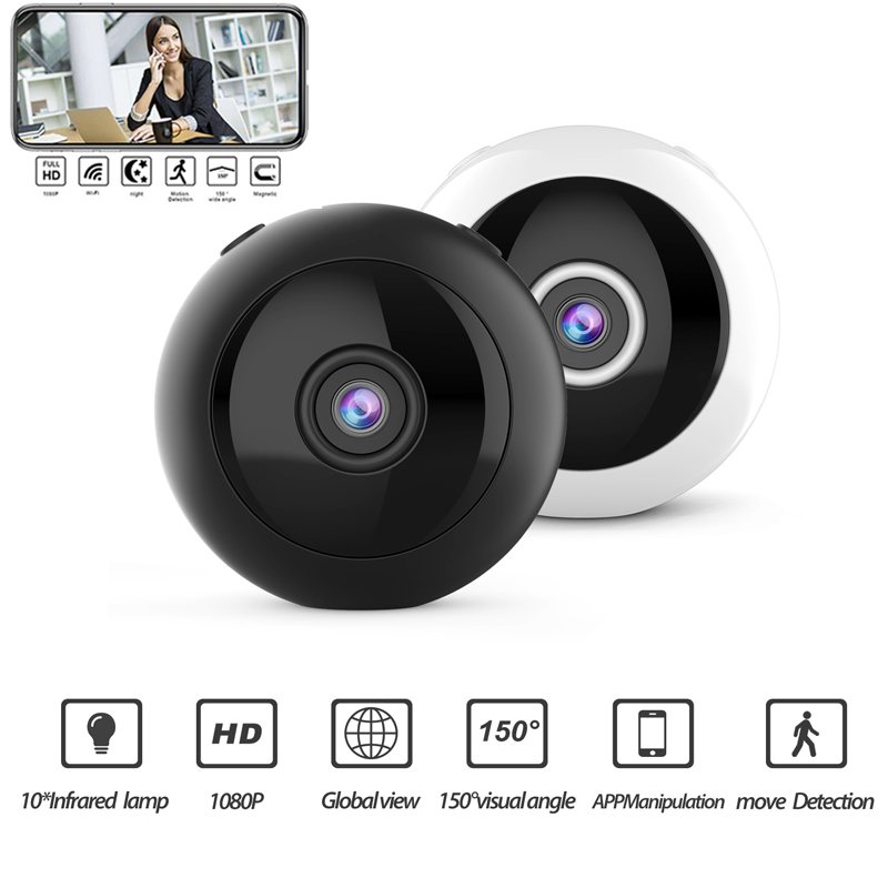 Micro caméra IP Wifi HD 1080 P Mini caméra enregistreur vidéo sans fil sécurité caméra numérique détection de mouvement caméscope caché