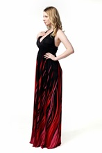 6XL 7XL 5XL 4XL 3XL Plus Size High Quality 2017 New Sexy Elegant V-neck Bohemian Maxi long Summer Dress Ukraine Sundress LEORAIN