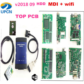 Quality A+ WIFI MDI 2018 09 HDD For gm MDI and HDD 2018 09 2 Software
