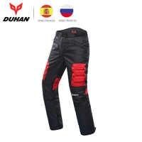 DUHAN Pantalon Moto homme Pantalon de Motocross Pantalon Pantalon Moto Pantalon Moto protecteur de hanche équipement de Motocross DK-02