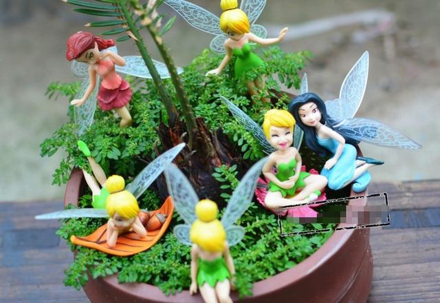 Miniature Gardens Fairy Garden Decor Decoration Fleshy Micro Landscape Accessories