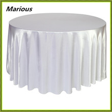 BIG DISCOUNT !!! 20pcs round  polyester table cloth from nantong wedding FREE SHIPPING