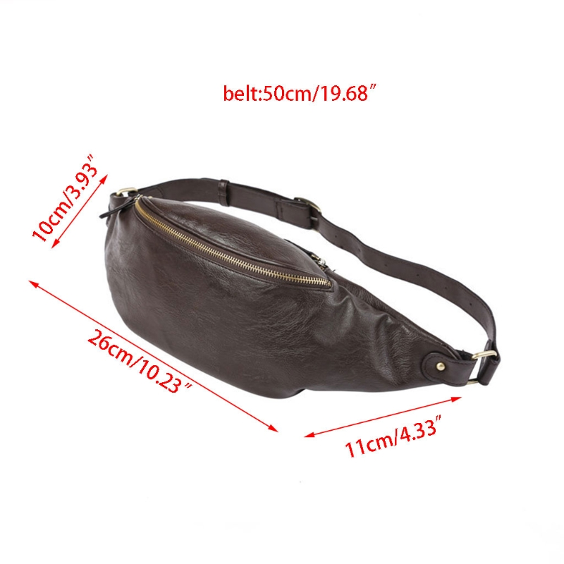 THINKTHENDO Fashion Running Belt Bum Waist Pouch Fanny Pack Camping Sport Hiking Zip Bag