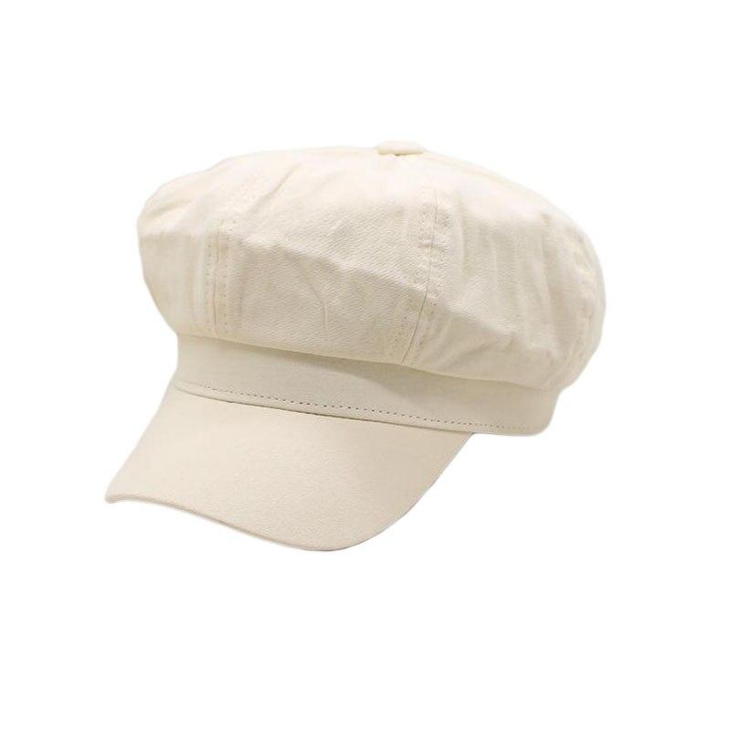 Women Beret Spring Summer Hats For Women Octagonal Cap Painter Hat Men Beret Newsboy Cap Hat Female Vintage Flat Cap Boinas in Men 39 s Berets from Apparel Accessories