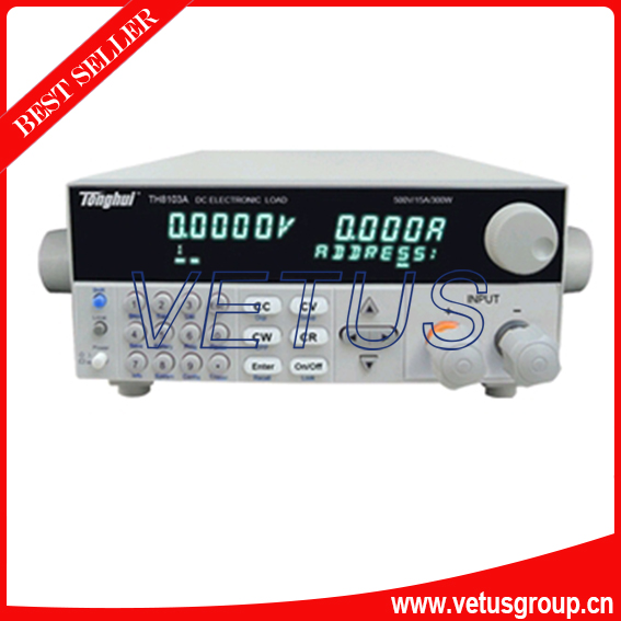 TH8103 single channel DC electronic load with buzzer function