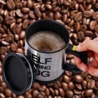 1Pc 400Ml Mug Automatic Electric Lazy Self Stirring Mug Automatic Coffee Milk Mixing Self Stirring Mug