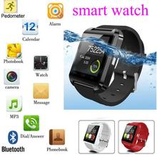 2019 Newest Sports Smart Watch Phone Bluetooth Camera For Apple Android Compatible Support Hands-Free Calls With Cheap Price