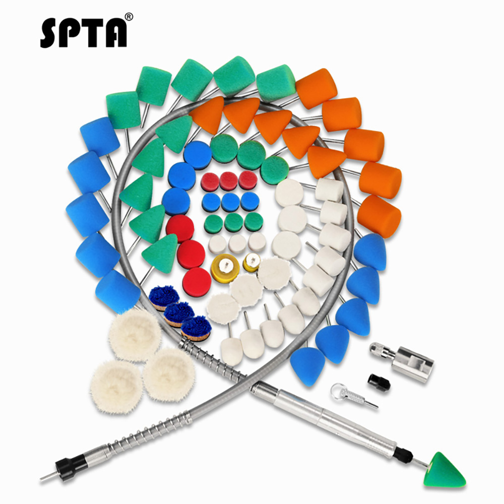 spta-78pcs-mini-polishing-pad-detail-polishing-pad-mix-size-kit-for-rotary-tool-polisher-electric-drill-waxing-sealing-glaze