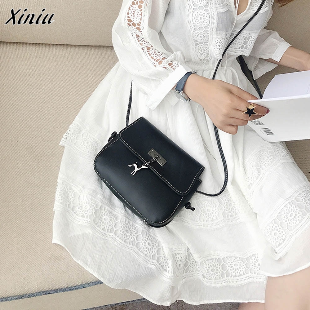 Women Messenger Bags Vintage Small Leather Handbag Casual Bag luxury handbag designer women crossbody bag bolsas femininas fashion casual michael handbag luxury louis women messenger bag famous brand designer leather crossbody classic bolsas femininas