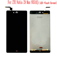 For ZTE Nubia Z9 Max NX510J NX511J LCD Display Touch Screen Original Digitizer Replacement For ZTE