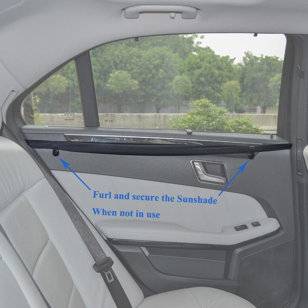 TFY Protecteur Solaire pour fenetre avant de voiture pour b/éb/é et enfants