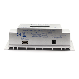 Image 5 - MPPT T40 40A ソーラー充電レギュレータ 12 V 24 V 自動 Lcd ディスプレイコントローラ負荷デュアルタイマー制御のための街路灯システム