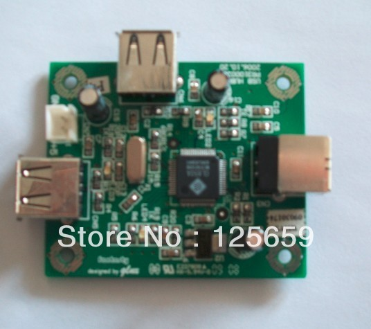 Printer parts Infinity FY-33VB, Aprint-33VBX USB HUB Board infiniti printer media rolling board fy 3208s fy 320h printer parts