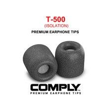 Zgodne z T500 TX500 T100 T200 T600 SP SmartCore AP SmartCore Premium piankowe końcówki słuchawkowe