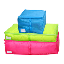 Multicolor bags of clothing and quilt packing medium and small number of clothes storage bag with zipper storage storage of mango treated with calcium chloride