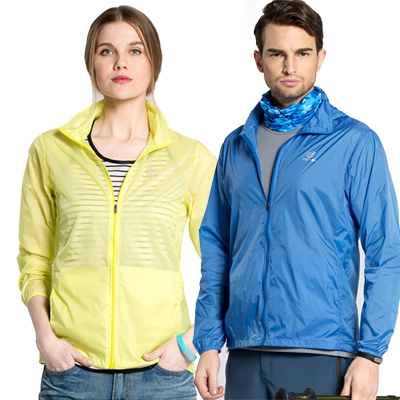 Women Men Spring Summer Outdoor Sport Ultra Thin Skin Jacket ...