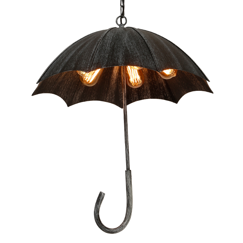Retro industry Pendant Lights antique industrial wind to do old Cafe Restaurant Bar personality iron art umbrella GY209Retro industry Pendant Lights antique industrial wind to do old Cafe Restaurant Bar personality iron art umbrella GY209