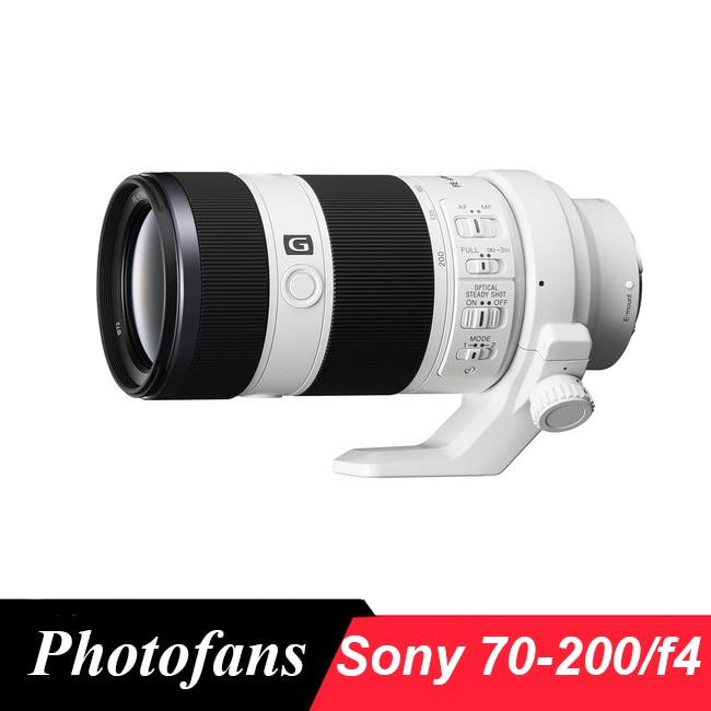 Sony FE 70-200mm f/4 G OSS Lens объектив sony sel 70 200mm f 4 g oss