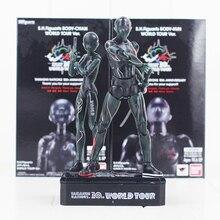 13cm SHFiguarts BODY KUN BODY CHAN World Tour Tamashii PVC Action Figure Collectible Model font b