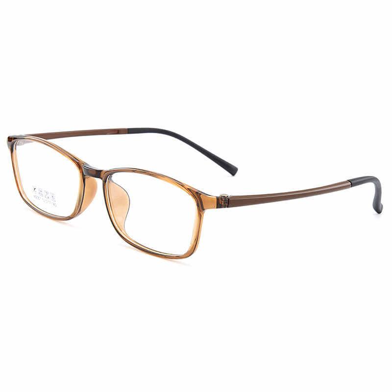 Gmei Optik Urltra-Light TR90 Penuh Rim Optik Pria Kacamata Bingkai Kacamata Wanita Plastik Miopia Presbyopia Kacamata 6 Warna m2001