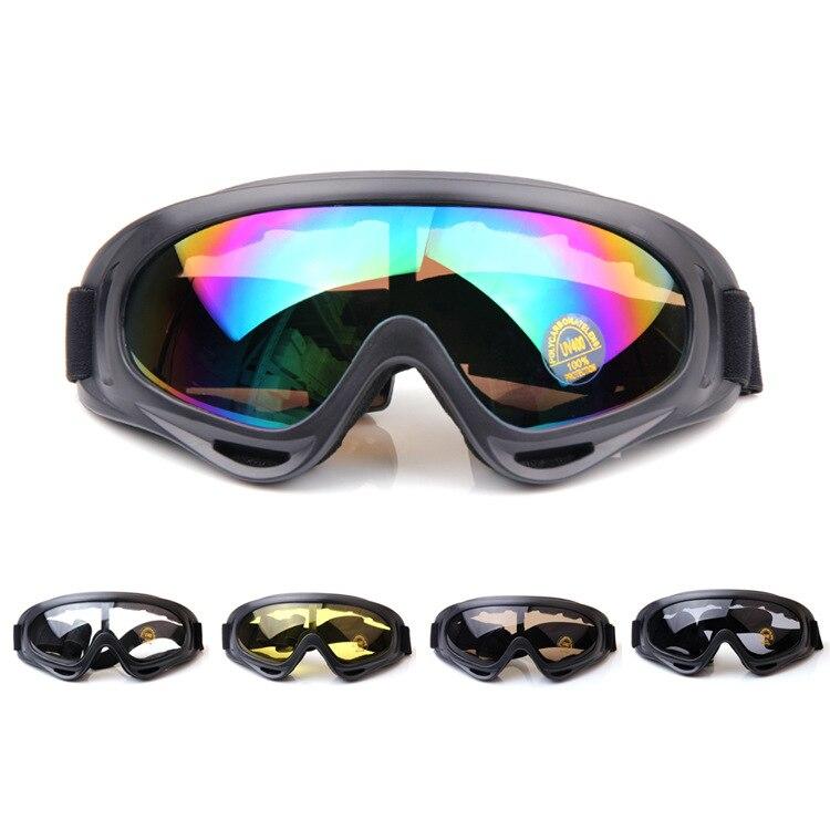 Prix pour Haute qualité coupe-vent Des Lunettes de ski ski impact de HD lentilles UV400 Cyclisme alpinisme escalade Ski lunettes lunettes