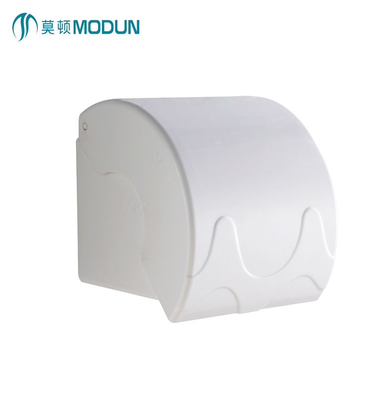 wall mount good abs plastic anti-vandal small jumbo paper dispenser with key lock for bathroom office toilet plastic