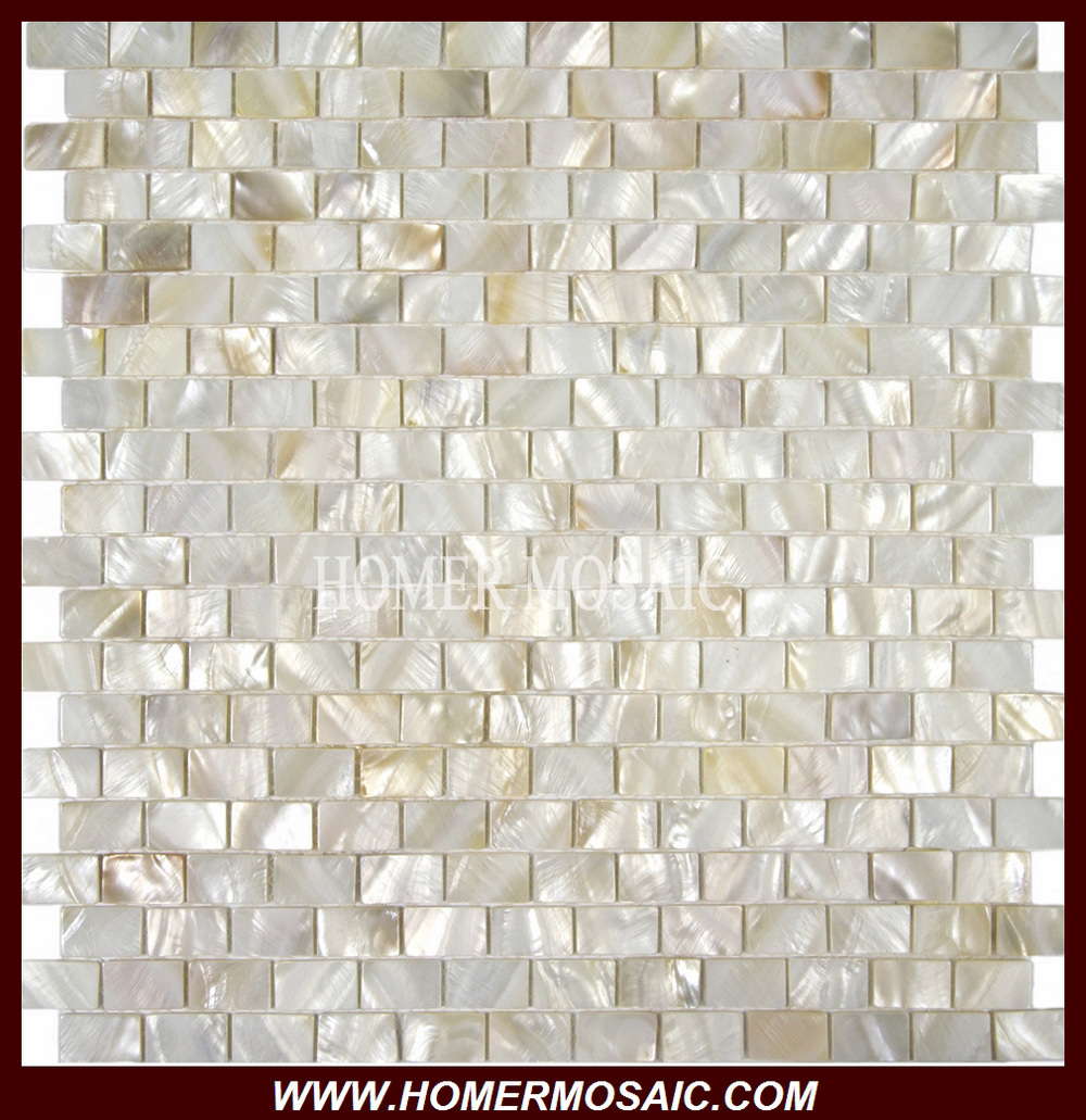 Factory Directly Shell Mosaic Tiles Mother Of Pearl Mosaic