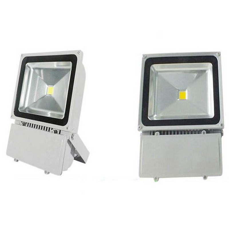100W LED Flood Light Outdoor Lights High Brightness AC 85-265V IP65 Warehouse lights stage lamps 3 Years Warranty Free shipping 80w led flood lights ip65 outdoor led flood light advertising led light