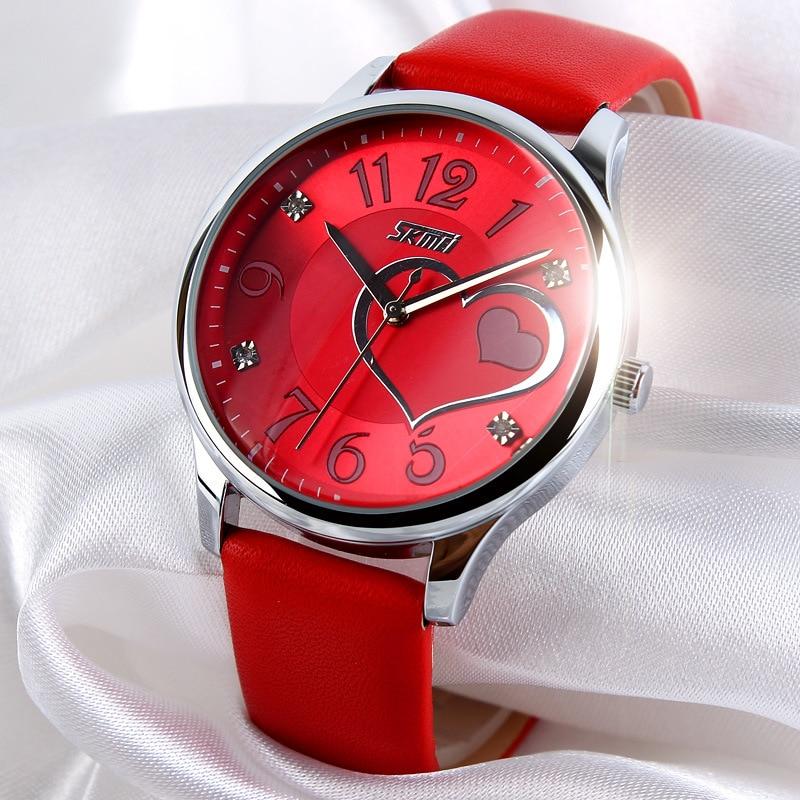 Love Story Fashion Quartz Watch 3