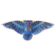 Flying Kite Toys Outdoor-Tool Easy Kids Children Cartoon Owl with for Vlieger Colorful
