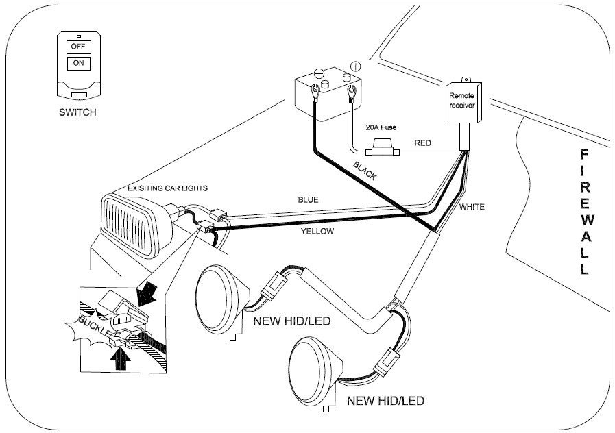 Ipf Wiring Harness AEG Wiring Harness • Coolzona Eu