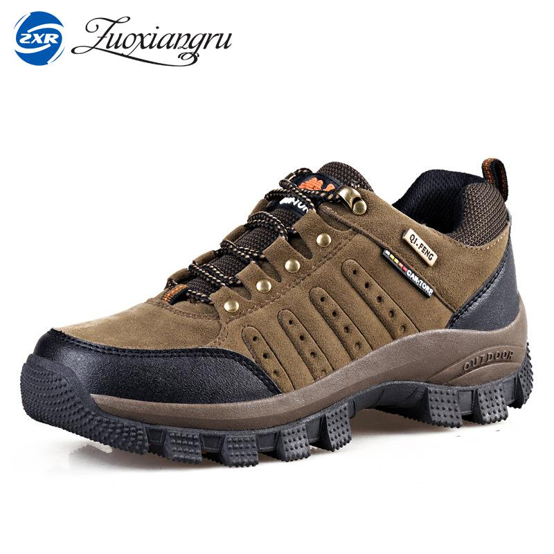 2017 spring woman sneakers Outdoor trekking boots waterproof boots brand men hiking shoes top quality mountain climbing shoes 2018 new wide c d w massage sapatilhas outdoor trekking boots anti skid brand men shoes top quality mountain climbing hiking