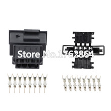 50 Sets 8 Pin Automotive Connector Harness with Terminal DJ7083A-1.5-11/21  8p Connector connector hr25 7tr 8p 73