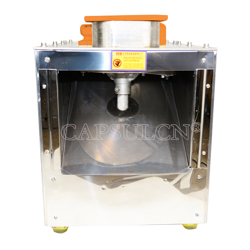CapsulCN CN 801 Chinese Medicine Slicer Cutter Ginseng Pilose Antler Slicing In Pharmacy Machine