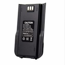 100% Original TYT MD 380 ZWEI WEG RADIO DMR Li Ion Akku Digital Tytera MD380 Walkie Talkie 7,2 V 2000mAh transceiver