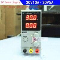 LW 3010D 30V 10A Mini Adjustable Digital DC Power Supply Laboratory Switching Power Supply 110V 200V EU/AU/US Plug