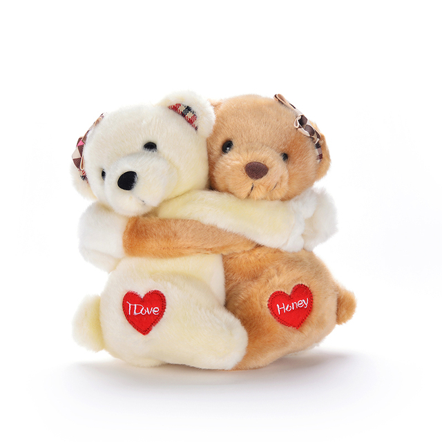 Mewah Kartun Bear Hug Hutan Beberapa Mainan Lucu Super Lembut Boneka Boneka  Hadiah Terbaik untuk Teman e6cad2aeb8
