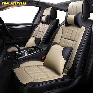Image 4 - Neue luxus Leder auto sitz abdeckung für lada zuschuss nterior 2107 2114 granta kalina xray Zubehör Autos Sitzbezüge