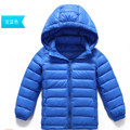 Winter Boy Down Warm Coat Childrens Boy Girl Clothes Outwear Warm Jacket Hooded Coat